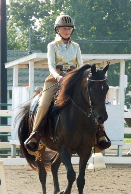 Western Dressage Training with Karen Graves